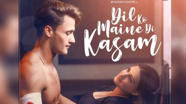 Dil Ko Maine Di Kasam First Look: Asim Riaz and Himanshi Khurana Return With Their Dreamy Chemistry (View Pic)