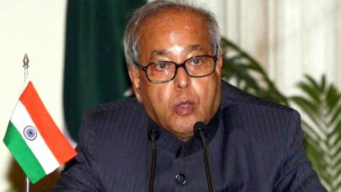 Pranab Mukherjee Health Update: Ex-President Remains in Deep Coma, is Haemodynamically Stable