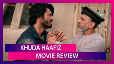 Khuda Haafiz Movie Review: Vidyut Jammwal Shines In This Formulaic Fare