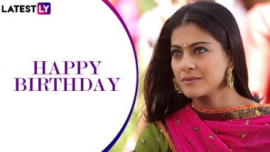 Kajol Birthday: 7 Iconic Performances of The Stunning Actress That Have a Long Way To Go