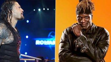 Roman Reigns to Feature as Contestant on Upcoming Episode of 'The R-Truth Game Show', WWE Network Reveals on Twitter