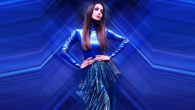 Malaika Arora's Alluring All-Blue Look Suits Her To a 'T!' (View Pics)