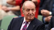Spain's Former King Juan Carlos, Accused of Corruption in Saudi Railway Project, Leaves Country