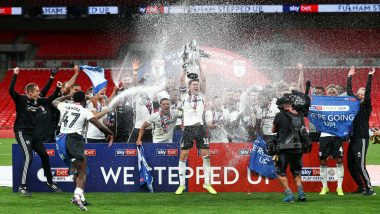 Championship Play-Off Final 2020: Fulham Secure EPL Promotion Following 2–1 Win Over Brentford in Football's Richest Game