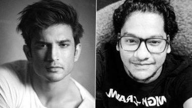Sushant Singh Rajput's Flatmate Siddharth Pithani Reveals SSR's Reaction On Disha Salian's Suicide