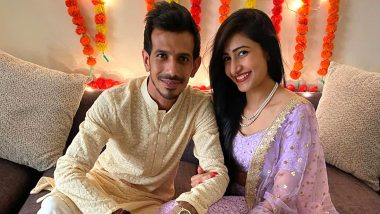 Yuzvendra Chahal and Dhanashree Verma Get Engaged: Times When the Couple Won Our Hearts With Their Social Media Posts