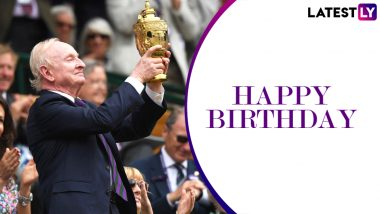 Rod Laver 82nd Birthday Special: Lesser-Known Facts About Australian Tennis Legend