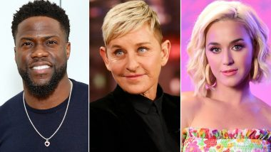 Kevin Hart, Katy Perry and Others Defend Ellen DeGeneres Amid Toxic Workplace Scandal