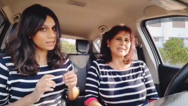 Dil Bechara's 'Khulke Jeene Ka' Song Cover by Mother-Daughter Duo in the Memory of Sushant Singh Rajput Goes Viral on Instagram! Watch  'Carmonising' Video