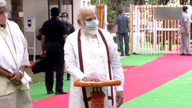 PM Narendra Modi Inaugurates Rashtriya Swachhata Kendra at Raj Ghat