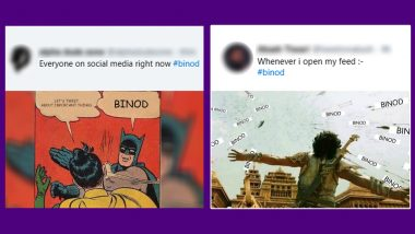 Binod Funny Memes and Jokes: More Hilarious Posts from the Meme Trend That Has Been Flooding Social Media After Slayy Point's Rant Video On YouTube Comments Went Viral