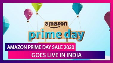 Amazon Prime Day Sale 2020: Exciting Offers & Deals on iPhone 11, OnePlus 7T, Galaxy M31s, Vivo V19 & More