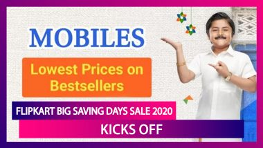 Flipkart Big Saving Days Sale 2020: Massive Discounts & Offers On iPhone XR, Apple HomPod, Samsung The Frame, Apple iPhone SE & More