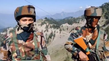 Indian Army Deploys Riflewomen Along LoC With Pakistan? Video Goes Viral