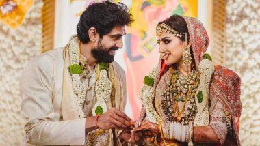 Rana Daggubati and Miheeka Bajaj Wedding Pics: Here Are the Inside Photos from Tollywood Couple's Royal Marriage Ceremony!
