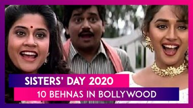 Sisters' Day 2020: 10 'Behnas' In Bollywood Who Gave Us Sibling Goals