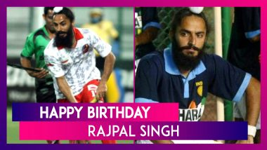 Happy Birthday Rajpal Singh: 5 Quick Facts About Former Indian Hockey Captain as He Turns 37