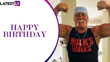 Hulk Hogan Birthday Special: From Being a Professional Musician to Once Getting Arrested, Here Are Seven Interesting Facts About WWE Hall of Famer