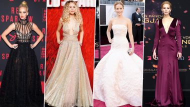 Jennifer Lawrence Birthday Special: 10 Times the Hunger Games Actress Flaunted her Love for Dior Like No One Else (View Pics)