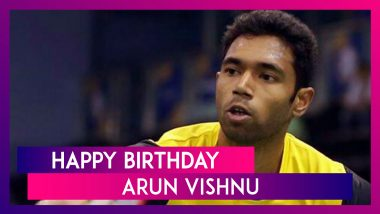 Happy Birthday Arun Vishnu: 5 Quick Facts About Ace Shuttler As He Turns a Year Older