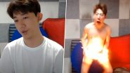 South Korean YouTuber, Shin Tae Il Sets His Genitals on Fire During Live Stream Gaming Video on Viewers' Demand, Suffers From Second-Degree Burn (Watch Video)
