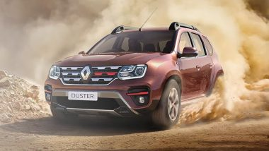 Renault Duster 1.3-Litre Turbo Petrol Launched in India; Prices, Features & Specifications