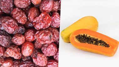 From Papaya to Dates, Here Are Fives Foods You Should Eat Before Breakfast On An Empty Stomach For Weight Loss