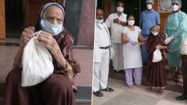 Karnataka: Siddamma, 110-Year-Old Woman, From Chitradurga District Wins Battle Against COVID-19