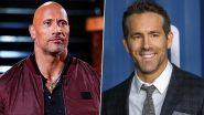 Black Adam Star Dwayne Jonson Gives a Hilarious Response to Ryan Reynolds' 'Not' Playing Hawkman Tweet