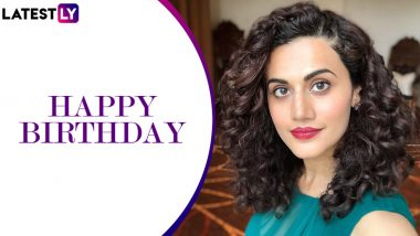 Taapsee Pannu Birthday: 5 Best Tamil Films Of The Actress That You Must Watch!