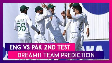 England vs Pakistan Dream11 Team Prediction, 2nd Test 2020: Tips To Pick Best Playing XI