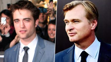 When Robert Pattinson Lied to Christopher Nolan About Matt Reeves' Batman Audition