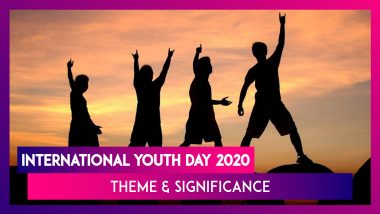 International Youth Day 2020: Theme & Significance of Day That Focuses on Development of Youths