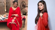 Himanshi Khurana or Shehnaaz Gill, Whose Ethnic Wear You Would Choose to Celebrate Krishna Janmashtami 2020? View Pics and Decide
