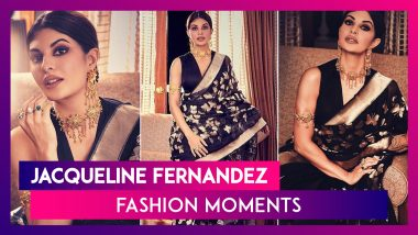 Jacqueline Fernandez Birthday Special: A Perpetual Stunner, Vivacious Girl With Versatile Style!