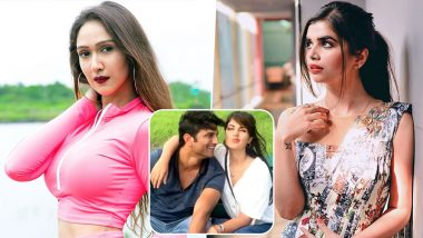 Sushant Singh Rajput Suicide: Good Friend Krissann Barretto Claims SSR Was 'Not Allowed To Meet His Friends'; Rhea Chakraborty's Jalebi Co-Star Alleges She Is 'Faking Grief' (View Comments)