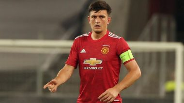 Will Harry Maguire Play Tonight In Manchester United vs Villarreal, Europa League 2020-21 Final? Check Possibility Of Defender Featuring In Starting XI