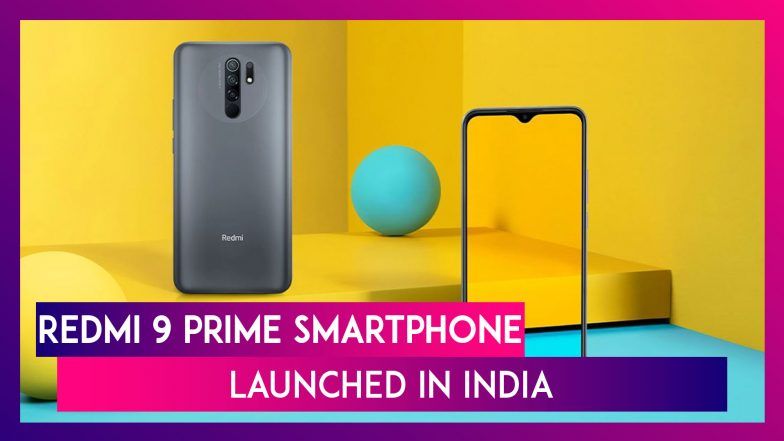 Redmi 9 Prime With A 5,020mAh Battery Launched In India; Check Prices, Variants, Features & Specifications