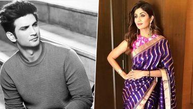 Sushant Singh Rajput Case: Shilpa Shetty Lauds SC's Verdict of Directing a CBI Probe, Says 'Hope the Truth Comes Out Soon' (Read Tweet)