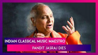 Pandit Jasraj, Hindustani Vocal Maestro Dies Aged 90 In New York, PM Modi Offers Condolences