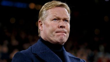 Ronald Koeman Doubtful About Barcelona Clinching La Liga 2021 Title After 3-3 Draw Against Levante, Says 'Now, it's Very Difficult'