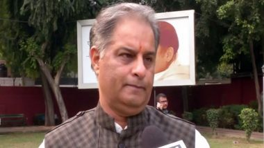 Rajiv Tyagi Dies: Twitterati in Disbelief With Congress Spokesperson's Untimely Demise As He Participated in a Television Debate at 5 PM