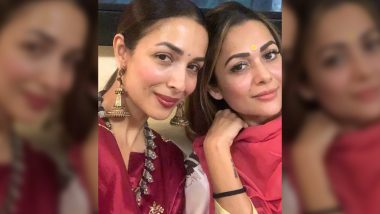 Raksha Bandhan 2020: Malaika Arora Wishes Baby Sister Amrita Arora On The Special Day, Says 'We Are Everything To Each Other'
