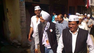 AAP Suspends Jarnail Singh, Ex-MLA From Rajouri Garden, For Sharing Objectionable Post on Facebook Against Hindu Gods