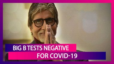 Amitabh Bachchan Tests Negative For Coronavirus, Returns Home After Getting Discharged From Hospital