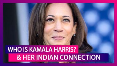 Who Is Kamala Harris, What's The Indian Connection Of Joe Biden's Running Mate