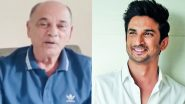 Sushant Singh Rajput Death Probe: Late Actor's Father Says They Alerted Mumbai Police On February 25 (Watch Video)