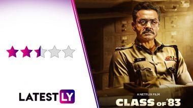 Class of 83 Movie Review: A Pensive Bobby Deol and the Talented Newcomers Fight a Hard Battle Against Hazy Writing and Rushed Editing