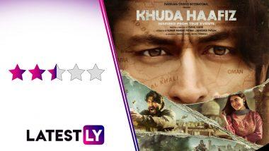 Khuda Haafiz Movie Review: Vidyut Jammwal Lifts This Formulaic Action-Thriller More With His Acting Chops Than His Action Bits
