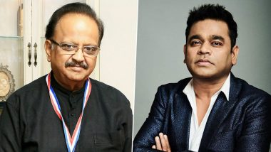 SP Balasubrahmanyam Put On Life Support: AR Rahman Requests all the Music Fans to Pray for the Legendary Singer's Speedy Recovery (View Tweet)